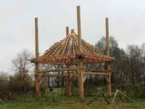 Hooiberg bouwen