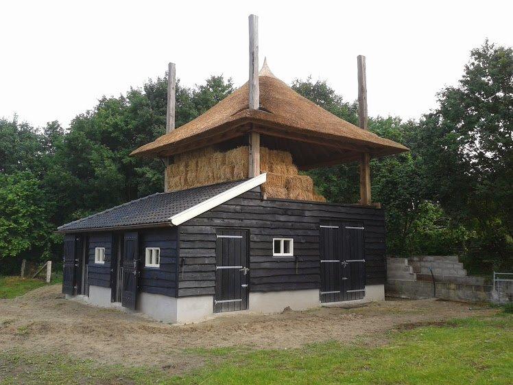 Hooiberg bouwen of restaureren