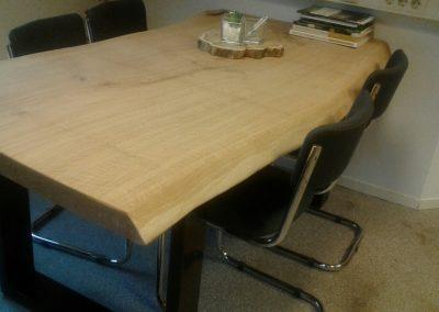 eiken vergadertafel kantoor